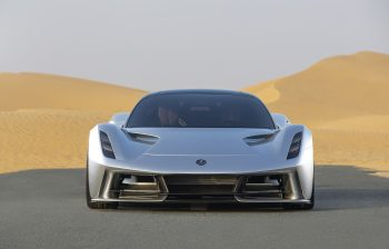 Lotus Evija –Lotus Cars is partnering withBrunel University London and Sarginsons Industries to developLightweight Electric Vehicle Architecture (LEVA) –electric vehicles